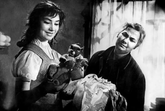 Os rostos reais no cinema soviético