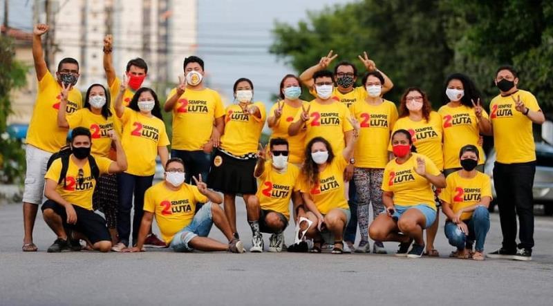 Chapa 2 vence a eleição do Sindicato dos Jornalistas do Pará