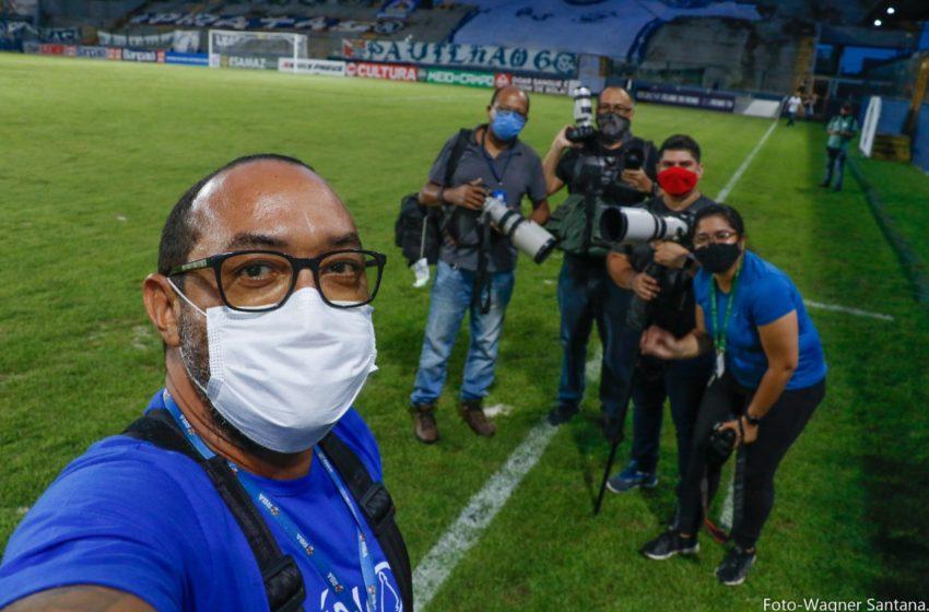 Estádio Baenão reabre reformado com a presença da imprensa