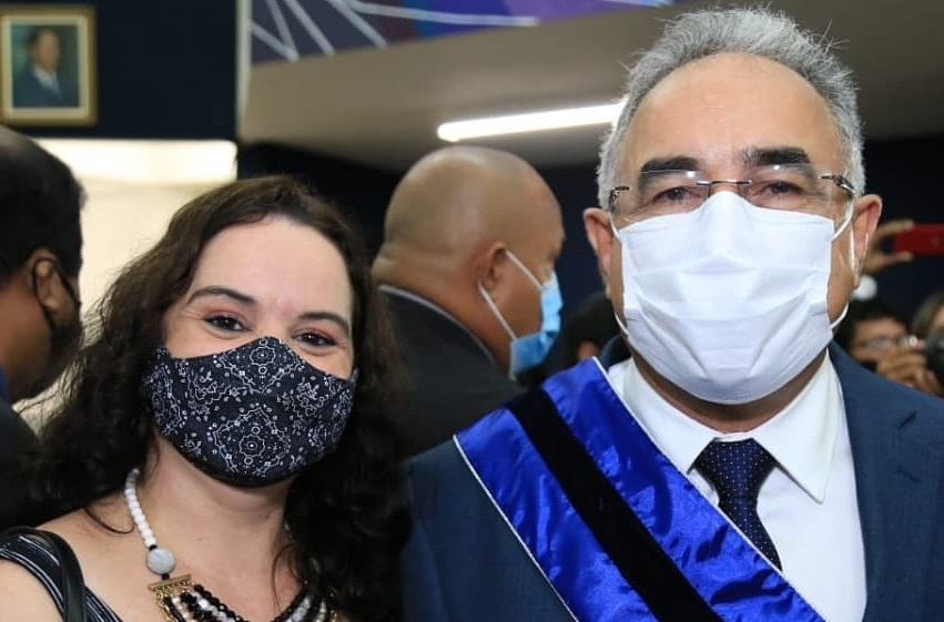 Enize Vidigal não é mais coordenadora-adjunta da Comus/Agência Belém
