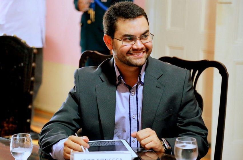 Jornalista Igor Fonseca é o novo assessor de comunicação da SEDEME-PA