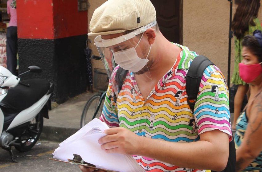 Jornalistas lançam livros e começam produção de documentário em Belém