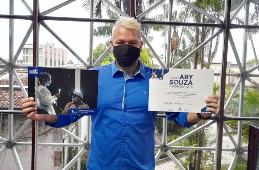 Thiago Gomes vence o prêmio Ary Souza de Fotografia, da Redação Integrada O Liberal